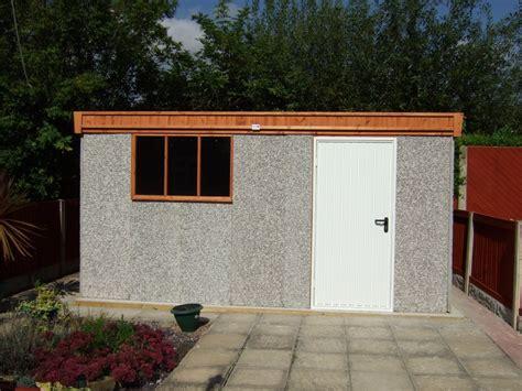 Hanson Concrete Sheds by Sheds And Workshops Hanson Concrete Garages