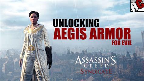 the best of aegis assassin s creed syndicate unlocking aegis armor