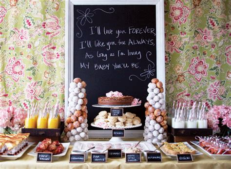 baby shower brunch menu pictures charming farmhouse brunch baby shower hostess with the