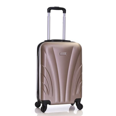 suitcase cabin ryanair 55 cm cabin approved spinner trolley