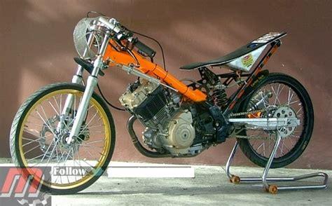 Kleman Gir Depan Satria Fu 150 foto motor satria fu modifikasi drag otomotif news