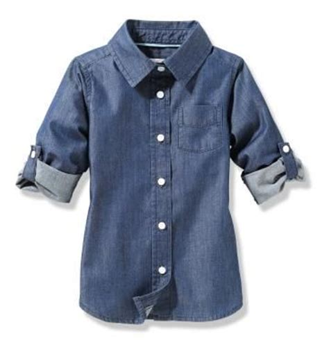 baby denim shirt joe fresh toddler s denim shirt baby