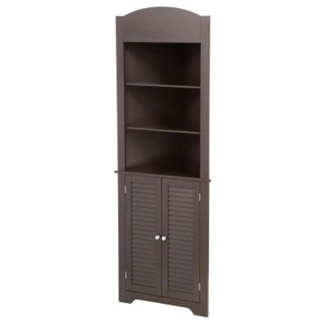 riverridge ellsworth corner cabinet riverridge home ellsworth 23 25 in w freestanding