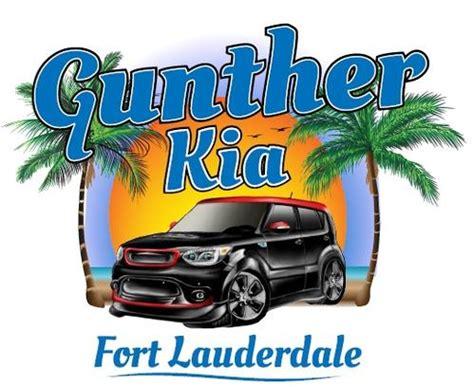 gunther kia of fort lauderdale ft lauderdale fl 33317