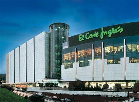 corte ingl s seguros el mayor centro comercial del mundo en la castellana de
