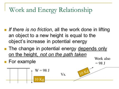 Working In Energy Sector After Getting An Mba by Relationship Of Work And Potential Energy Vanguard