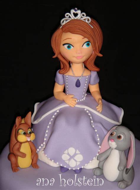 princess sofia disney cake topper  work pinterest disney  ojays  princesses