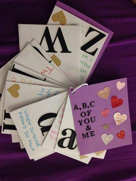 ideas gift  anniversary homemade valentines gift diy