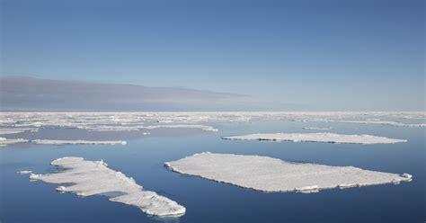 permanently ice  arctic ocean