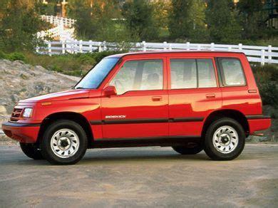 Suzuki Sidekick Gas Mileage 1998 Suzuki Sidekick Specs Safety Rating Mpg Carsdirect