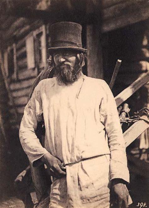 russian peasants 19th century fascinating photos of 19th century russian peasants