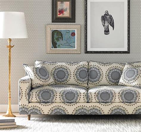 patterned couches sofa style 20 chic seating ideas