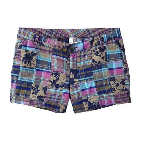Womens Madras Patchwork Shorts - 46 best images about madras apparel on