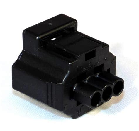Lasdop On Wire Conector 05 1mm Grey 3 way te sealed sensor connector housing black