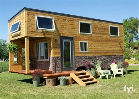 Bright Beautiful Tiny Home With A Southwestern Flair Tiny Houses Fyi Network
