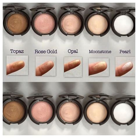 Becca Highliter Shade Pearl becca shimmering skin perfector poured i need them all omg i just tried them on in sephora and