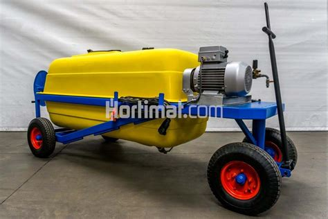 Box Wagon Container 100 Ltr Lionstar Vc20 spraying wagon with rubber wheels hortimat