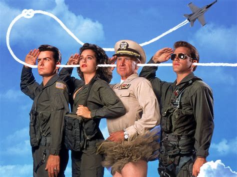 film online hot shots hot shots 1991 movie review youtube