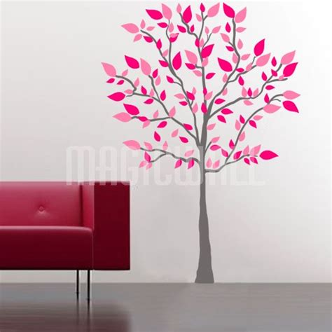tree wall stickers half tree wall decal color the walls of your house