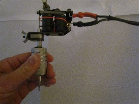 how to set up tattoo gun getting started setup and ready to tatring