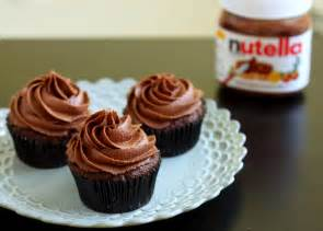 chocolate nutella cupcakes recipe