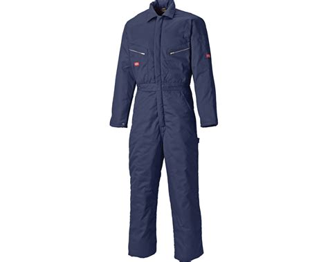 Overall By Navy dickies lined overall wd2360r dickies workwear uk