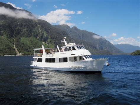 boat us employment reviews fiordland expeditions doubtful sound overnight cruises