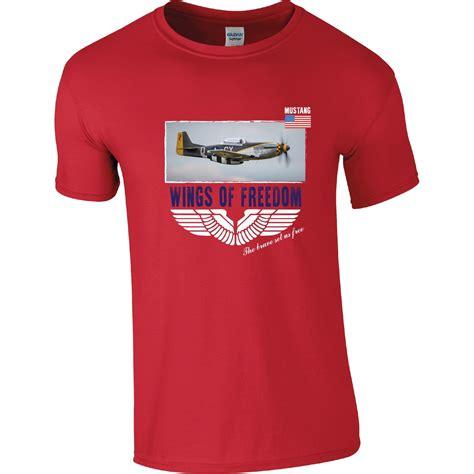 blenheim wings of freedom t shirt