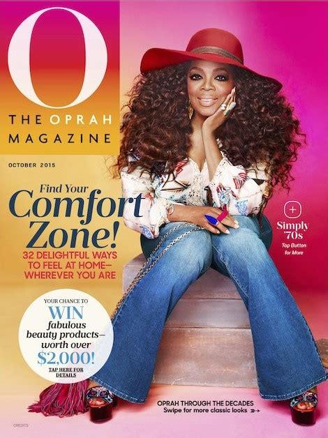 oprah winfrey o magazine fug the cover oprah winfrey on o magazine go fug yourself