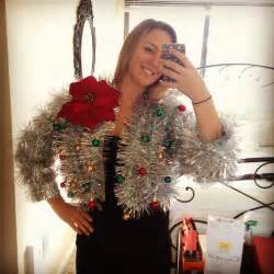 how to make a tacky sweater with lights 5 best diy sweaters glam york