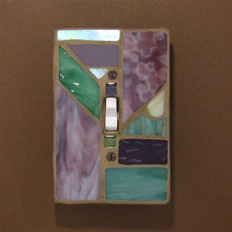 glass light switch covers 28 best stained glass switch plates images on pinterest