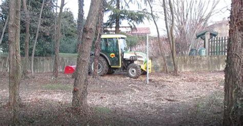 colombo giardini sartirana avviata un imponente pulizia delle sponde