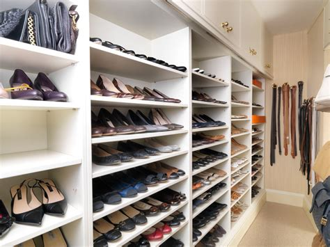 walk in closet shoe storage walk in closet with storage for shoes and handbags