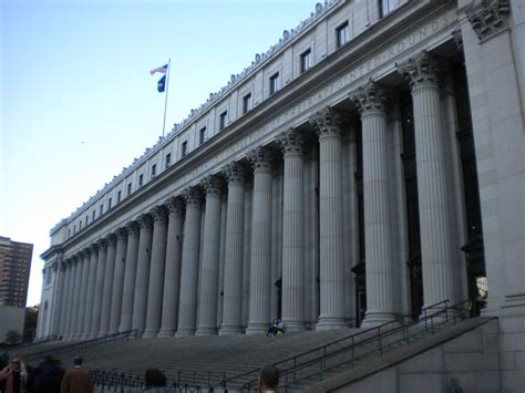 Nyc Post Office by Walking And Seeing The City Don Perlgut S