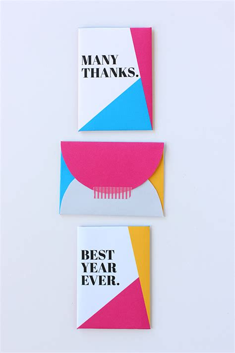 diy gift card envelope template diy gift card envelope free printable julep