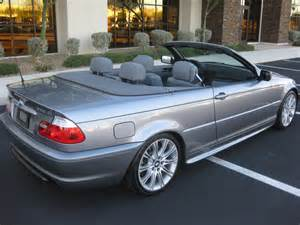 2005 Bmw 330ci Convertible 2005 Bmw 3 Series Exterior Pictures Cargurus