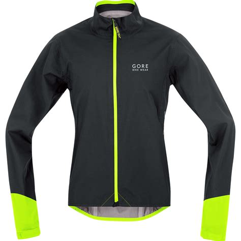 gore tex cycling rain jacket wiggle gore bike wear power gore tex active jacket