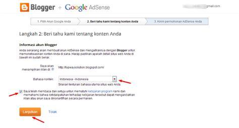 adsense login indonesia cara mendaftar di google adsense g ankar blog