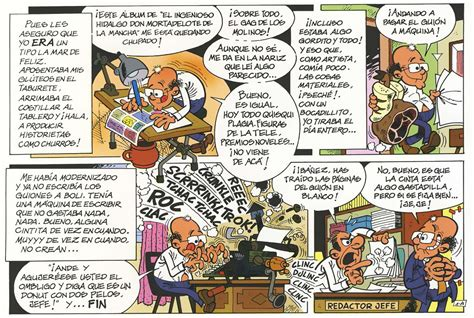 el ordenador que horror la pagina no oficial de mortadelo y filemon