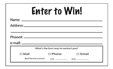 Enter Win Template Sle Raffle Ticket2 Captures Delicious Drawing Ticket Runnerswebsite Make Your Own Ticket Template