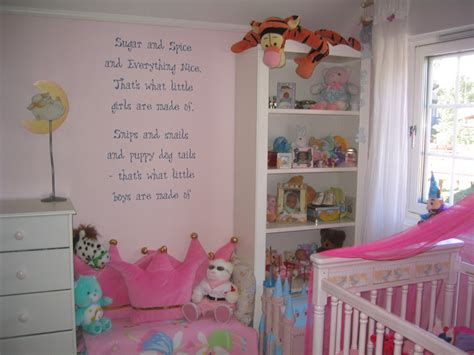 Decorating Ideas For Baby Girl Nursery Wall Decor Wall Decor Ideas For Baby Nursery