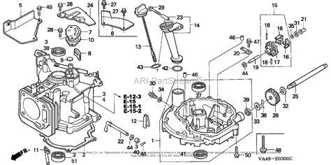 honda hrc216 parts honda hrc216 sxa lawn mower usa vin mzan 6000001 to
