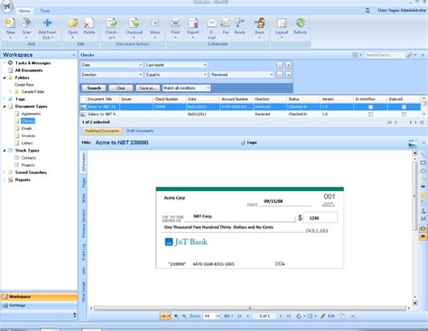 Software Search The Best Document Management System Software Globodox At Work View Screenshots