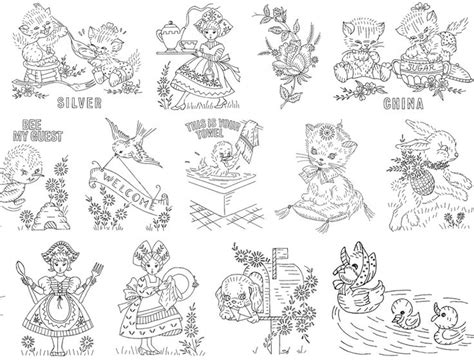 pattern bee vintage embroidery printable embroidery designs free www pixshark com