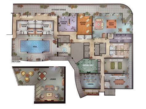 30 grand trunk crescent floor plans virtual tour of 30 grand trunk crescent toronto ontario