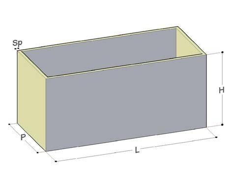vasche in pvc per acqua vasca cisterna e serbatoio per impianto idrico vasche