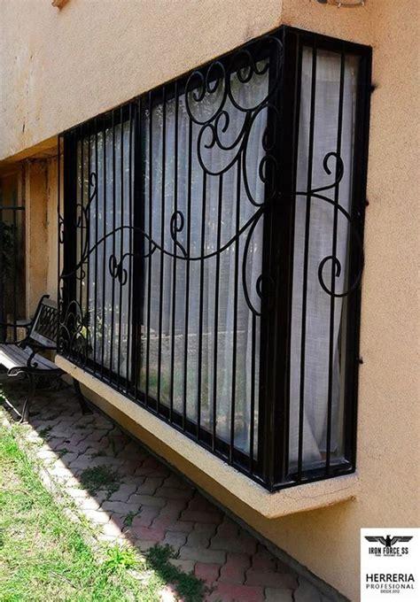 Cabana Ideas by Protecciones Para Ventanas En Fierro Ideas Construcci 243 N Casa