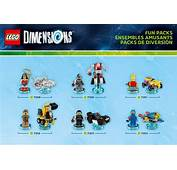 LEGO Dimensions Portal 2 Dr Who Simpsons Sets And More