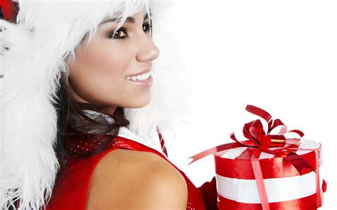christmas girls wallpapers free christmas girls