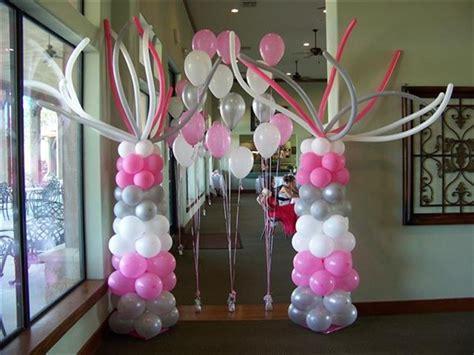 birthday party entrance gate decoration birthday bless
